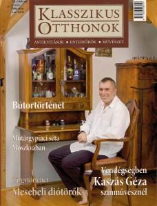 Klasszikus otthonok magazin 2006.