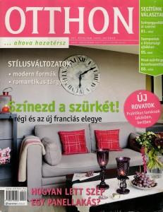 Otthon Magazin 2009. október